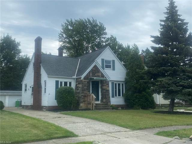 261 E 232nd Street, Euclid, OH 44123 (MLS #4315793) :: RE/MAX Trends Realty