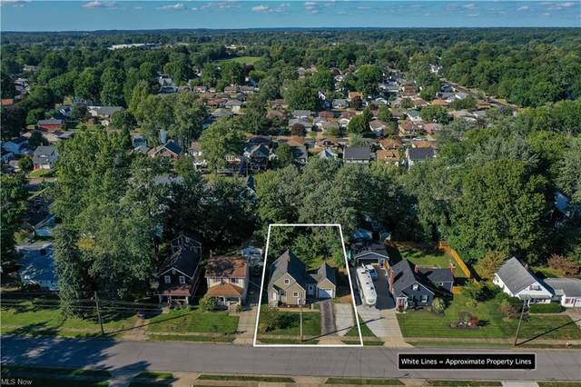 715 Kathron Avenue, Cuyahoga Falls, OH 44221 (MLS #4315912) :: Simply Better Realty