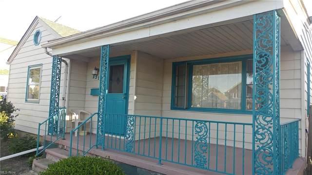 2318 E 31st Street, Lorain, OH 44055 (MLS #4316293) :: Keller Williams Chervenic Realty