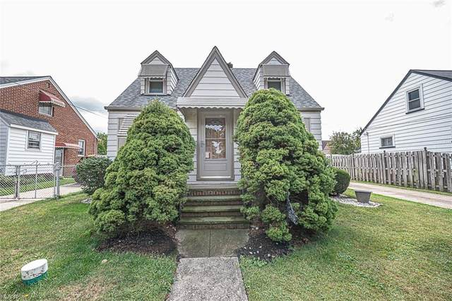 19416 Pawnee Avenue, Cleveland, OH 44119 (MLS #4316340) :: The Holden Agency