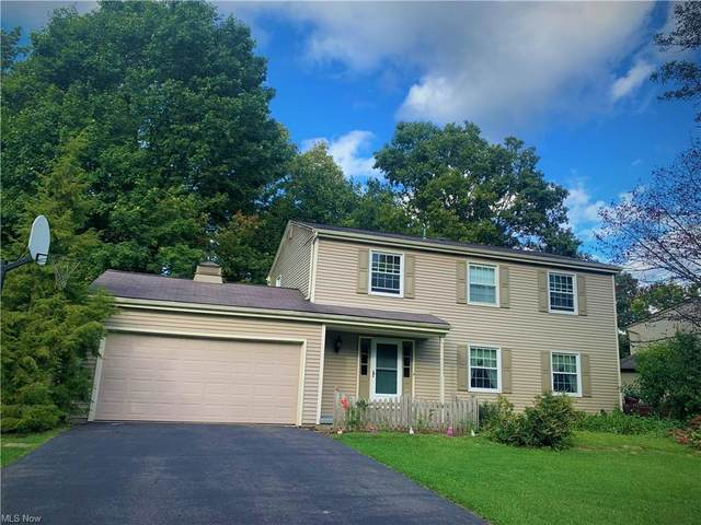 466 Gardenwood Drive, Youngstown, OH 44512 (MLS #4316572) :: Select Properties Realty