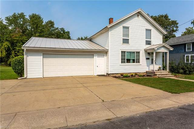 210 W Main Street, South Amherst, OH 44001 (MLS #4316709) :: The Holden Agency