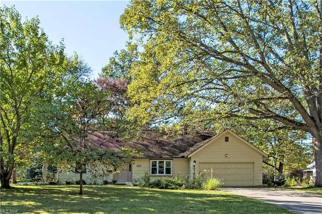 110 Woodhaven Place, Oberlin, OH 44074 (MLS #4317307) :: Select Properties Realty