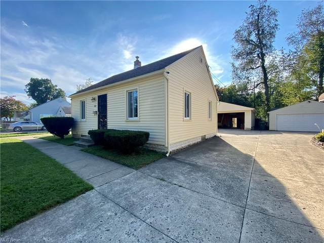 812 Nome Avenue, Akron, OH 44320 (MLS #4317369) :: TG Real Estate