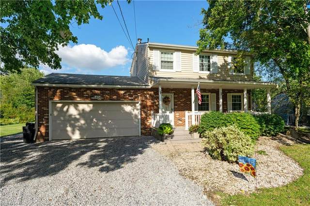 1404 Sunnyfield Avenue NW, Warren, OH 44481 (MLS #4317754) :: Keller Williams Legacy Group Realty