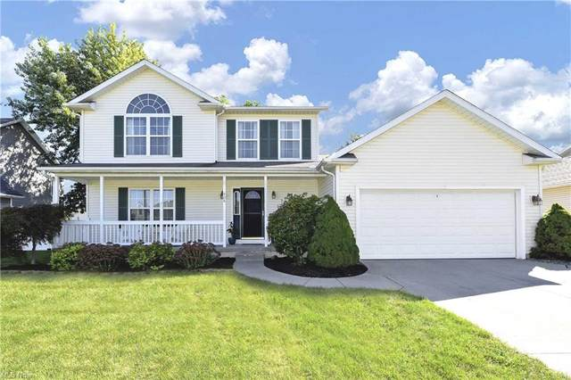 408 Alexis Drive, Elyria, OH 44035 (MLS #4318713) :: The Holden Agency