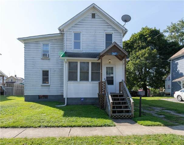 367 E North Avenue, East Palestine, OH 44413 (MLS #4318859) :: Select Properties Realty