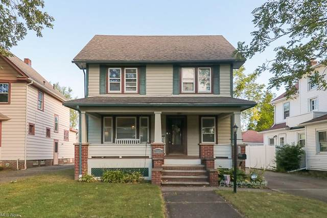 1608 W 9th Street, Lorain, OH 44052 (MLS #4319530) :: The Holden Agency