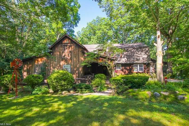 878 S Main Street, Amherst, OH 44001 (MLS #4319731) :: The Art of Real Estate