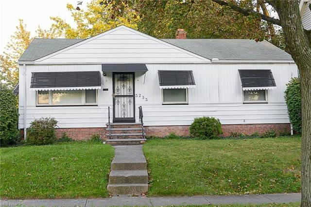 3233 E 137th Street, Cleveland, OH 44120 (MLS #4320655) :: Simply Better Realty