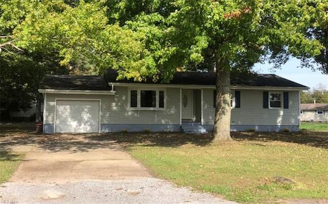 3578 Carson Salt Springs Road SW, Newton Falls, OH 44444 (MLS #4323093) :: The Holly Ritchie Team