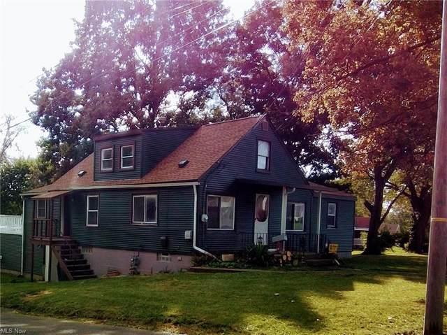 2450 Georgetown Road NE, Canton, OH 44704 (MLS #4323207) :: Krch Realty