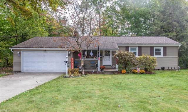 1613 Lancaster Drive, Youngstown, OH 44511 (MLS #4323396) :: Simply Better Realty