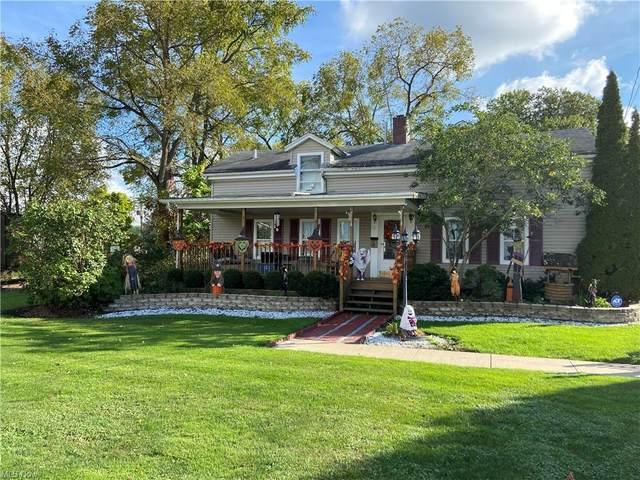 152 E Jefferson Street, Jefferson, OH 44047 (MLS #4323812) :: Jackson Realty