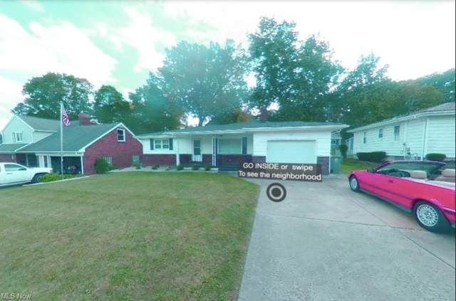 2969 Eldora Drive, Youngstown, OH 44511 (MLS #4324142) :: The Art of Real Estate