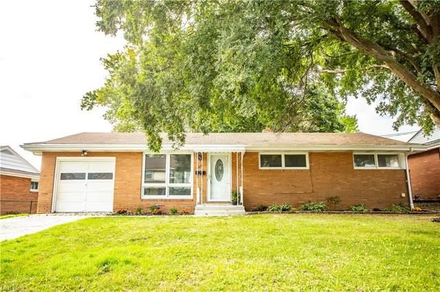234 Summit Street SE, North Canton, OH 44720 (MLS #4324162) :: Jackson Realty
