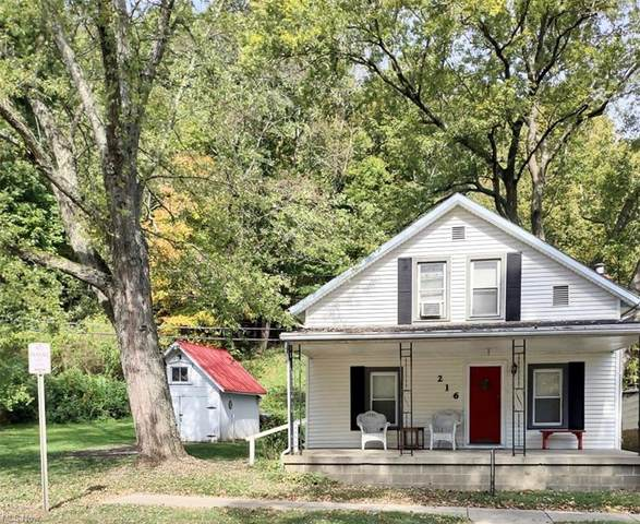 216 W Main Street W, Warsaw, OH 43844 (MLS #4324311) :: The Holly Ritchie Team