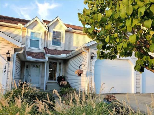 1429 Colony Drive, Streetsboro, OH 44241 (MLS #4326072) :: Keller Williams Legacy Group Realty