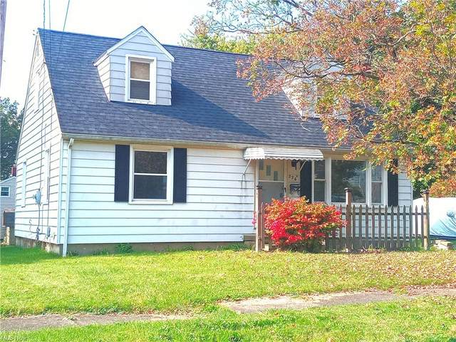 236 S Osborn Avenue, Youngstown, OH 44509 (MLS #4326398) :: Simply Better Realty