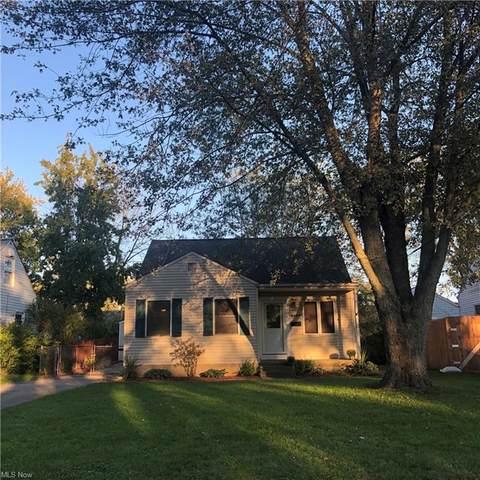 1307 Cedar Drive, Lorain, OH 44052 (MLS #4326512) :: The Tracy Jones Team