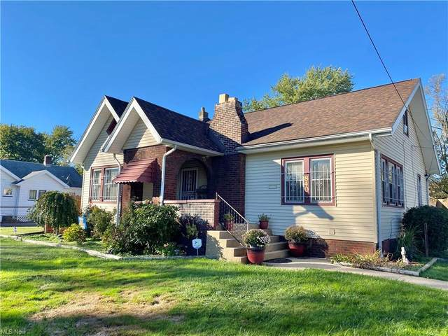 840 Woodford Avenue, Youngstown, OH 44511 (MLS #4326614) :: Select Properties Realty