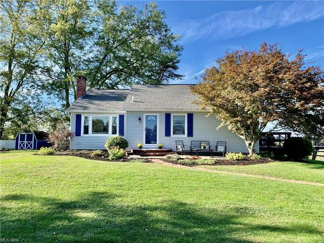 5845 Cambridge Road, New Concord, OH 43762 (MLS #4326896) :: Select Properties Realty