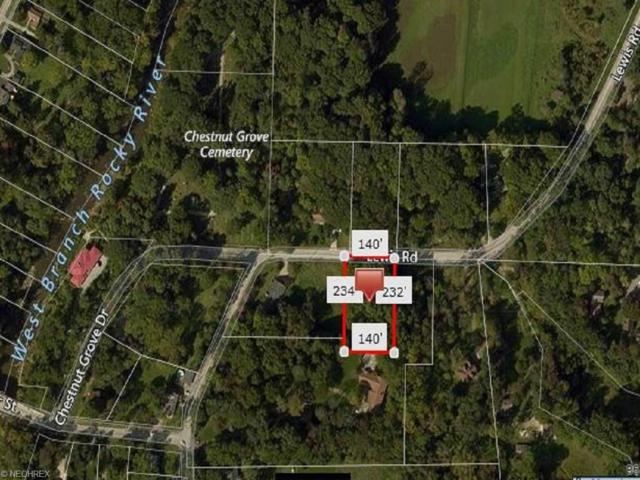 Lewis Rd, Olmsted Falls, OH 44138 (MLS #3803449) :: Keller Williams Chervenic Realty