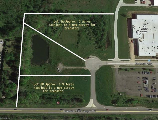 Lot 3C Enterprise Pky, Ravenna, OH 44266 (MLS #3838827) :: The Crockett Team, Howard Hanna