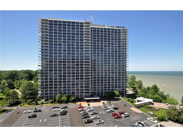 12700 Lake Ave #3005, Lakewood, OH 44107 (MLS #3871988) :: RE/MAX Trends Realty