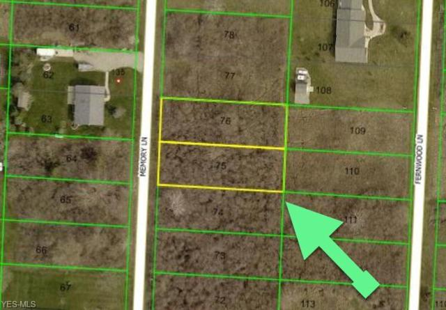 S/L 75,76 Memory Lane, Kelleys Island, OH 43438 (MLS #3916847) :: RE/MAX Valley Real Estate