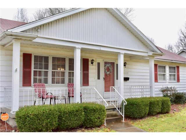 3577 Staunton Dr, Youngstown, OH 44505 (MLS #3965711) :: Tammy Grogan and Associates at Cutler Real Estate