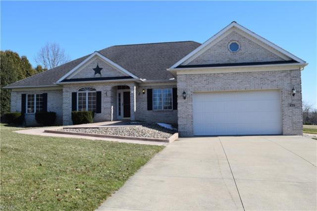 275 Carol Way, Wadsworth, OH 44281 (MLS #3971668) :: RE/MAX Trends Realty