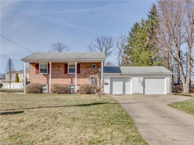 3890 Ayrshire Dr, Youngstown, OH 44511 (MLS #3979743) :: Keller Williams Chervenic Realty