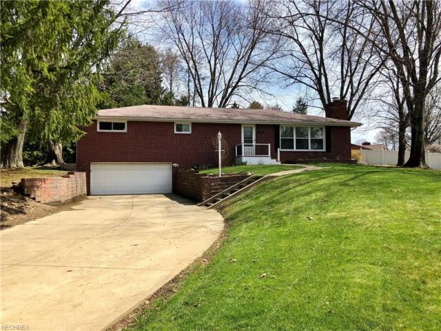 441 Oakpark St NW, Canton, OH 44720 (MLS #3990987) :: Tammy Grogan and Associates at Cutler Real Estate