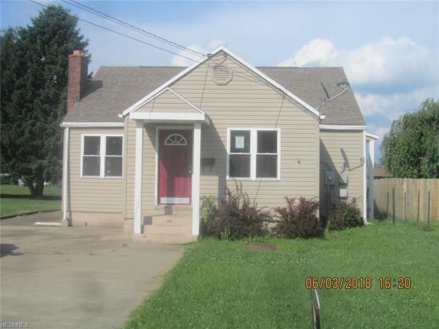 509 Henderson Ave, Williamstown, WV 26187 (MLS #3996609) :: The Crockett Team, Howard Hanna