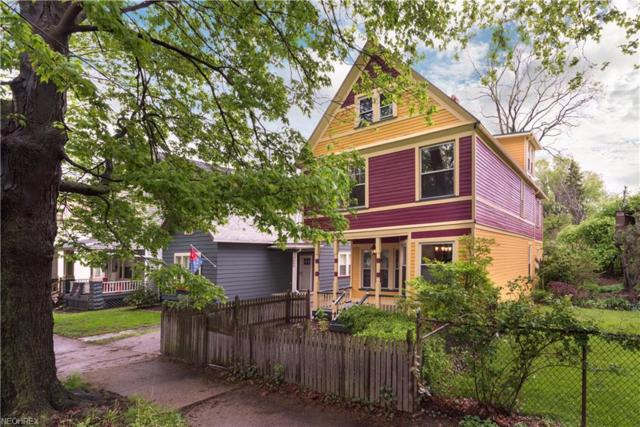 1885 W 47th St, Cleveland, OH 44102 (MLS #4000560) :: The Trivisonno Real Estate Team