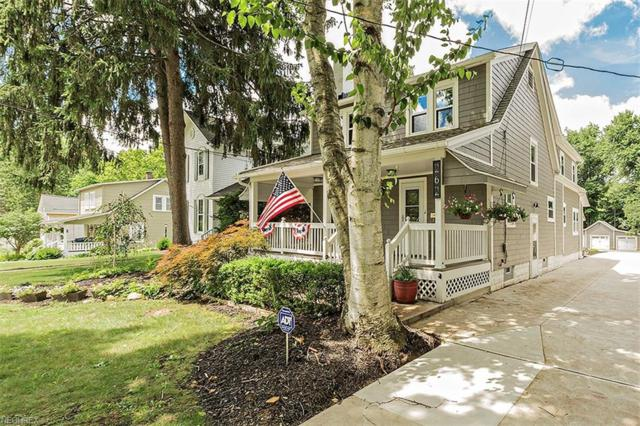 262 S Franklin St, Chagrin Falls, OH 44022 (MLS #4010764) :: RE/MAX Edge Realty