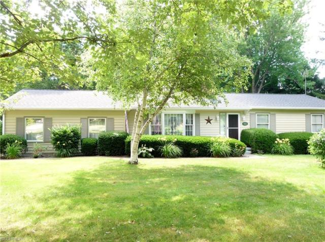 930 Parker Rd, Aurora, OH 44202 (MLS #4017595) :: The Crockett Team, Howard Hanna