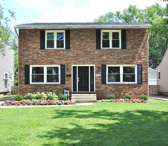 1595 Lyndhurst Rd, Lyndhurst, OH 44124 (MLS #4021301) :: The Crockett Team, Howard Hanna