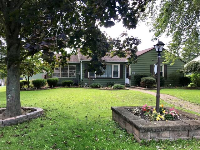 601 W North Ave, East Palestine, OH 44413 (MLS #4046438) :: RE/MAX Edge Realty