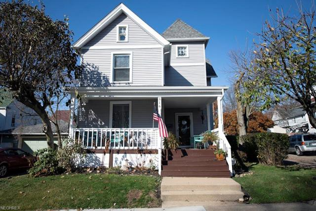 316 Thorne Ave NE, Massillon, OH 44646 (MLS #4052624) :: RE/MAX Trends Realty