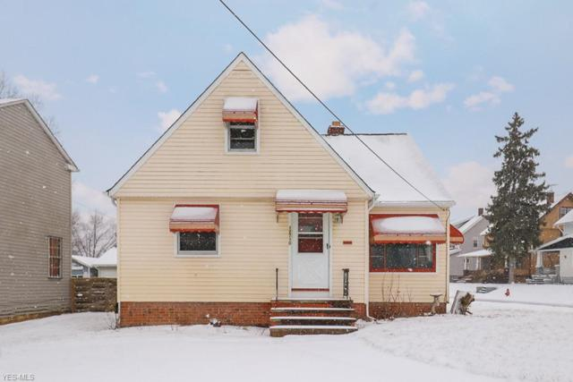 12710 S Parkway Dr, Garfield Heights, OH 44105 (MLS #4067127) :: RE/MAX Edge Realty