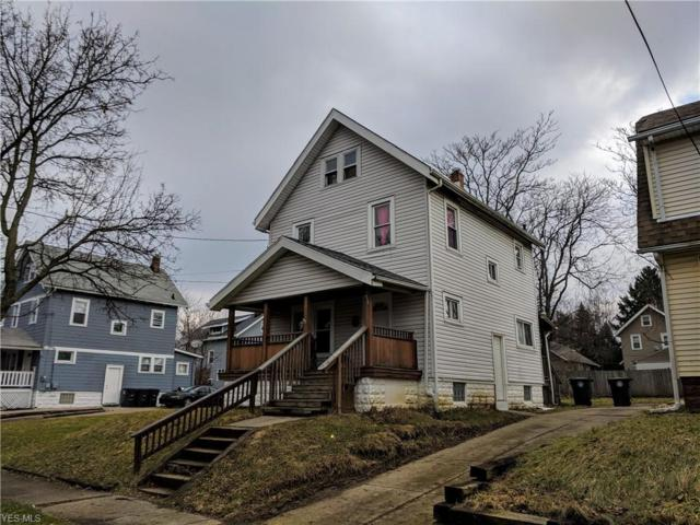 1077 Herberich Ave, Akron, OH 44301 (MLS #4069142) :: RE/MAX Edge Realty