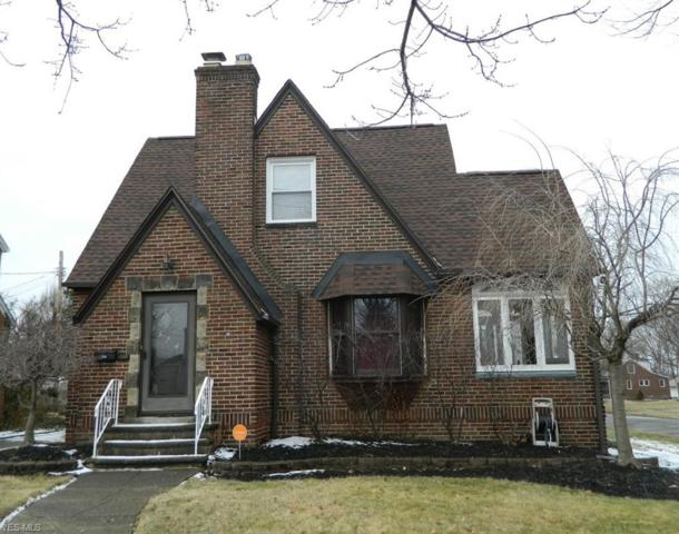 374 E 210 St, Euclid, OH 44123 (MLS #4070967) :: RE/MAX Edge Realty
