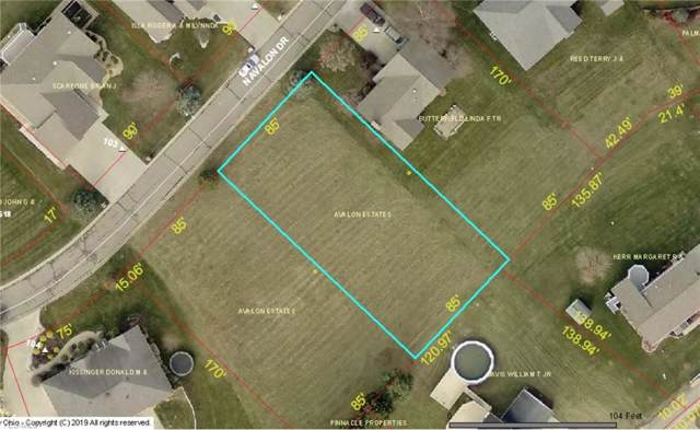 N Lot# 8 Avalon, Wintersville, OH 43953 (MLS #4094947) :: The Holly Ritchie Team