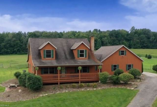 10741 Franks Road, Chagrin Falls, OH 44023 (MLS #4126262) :: The Crockett Team, Howard Hanna