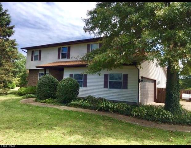 1022 Martin Road, Mogadore, OH 44260 (MLS #4133047) :: The Crockett Team, Howard Hanna