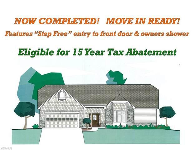 1888 Bradford Pointe Lane, Akron, OH 44313 (MLS #4137131) :: The Holden Agency