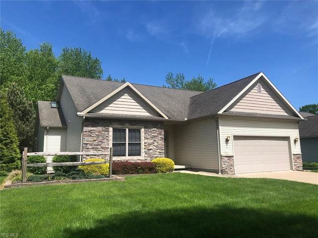 311 Hidden Pond Drive, Doylestown, OH 44230 (MLS #4169348) :: The Holly Ritchie Team
