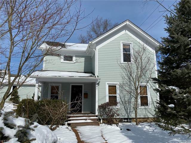 129 E Cottage Street, Chagrin Falls, OH 44022 (MLS #4171075) :: The Crockett Team, Howard Hanna